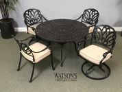 In Stock Patio Furniture #16 Veranda Classics San Marino Dining Set