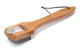 Weber Grill Brush Bamboo